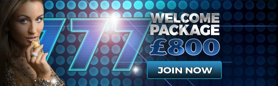 Royal Swipe Casino Welcome Bonus Banner