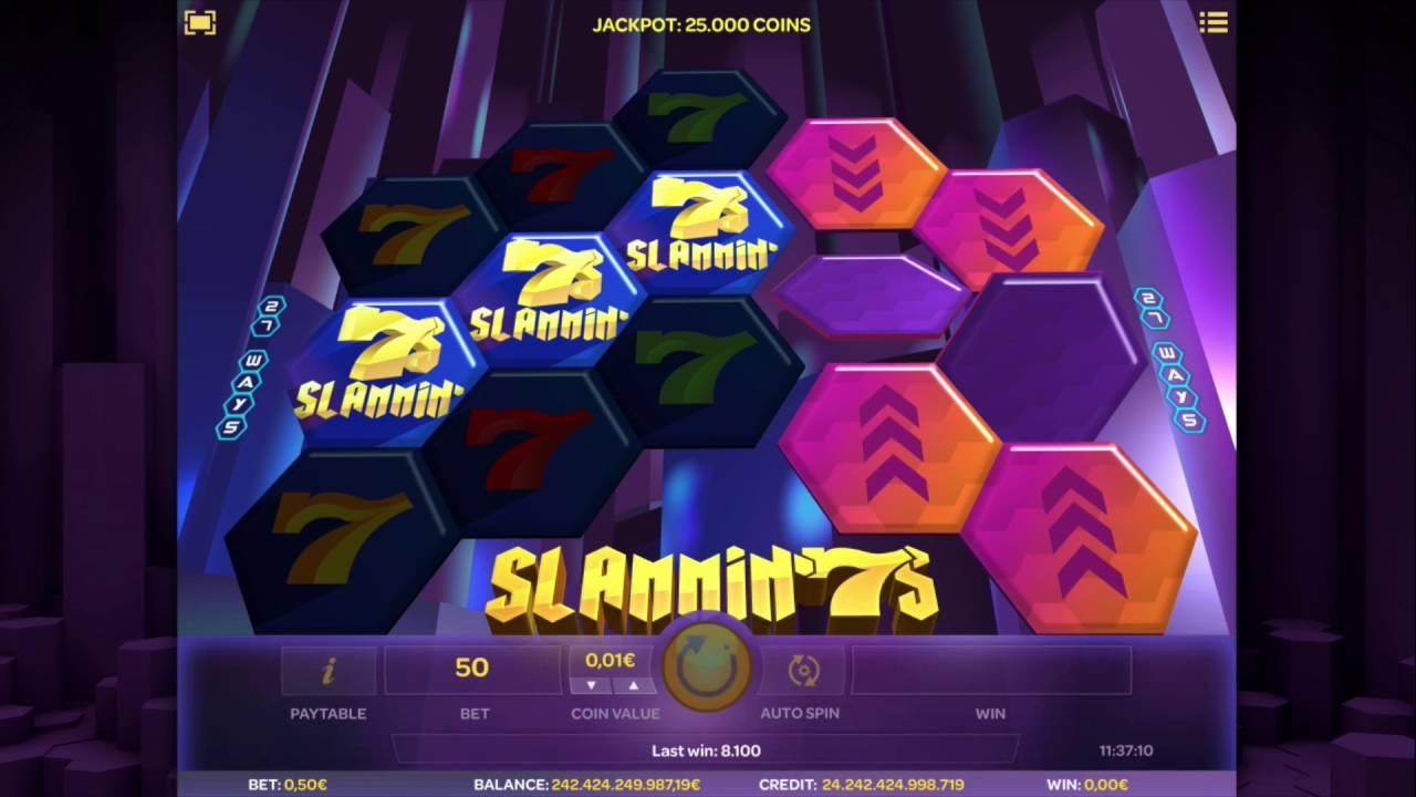 Slammin'7s Feature