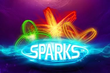 Sparks Slot by NetEnt Logo