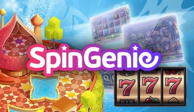 Spin Genie Banner
