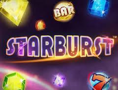 Starburst Mobile Slot Logo