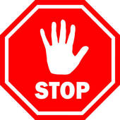 Stop Sign Red Symbol