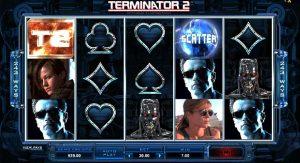 terminator 2 slot screen