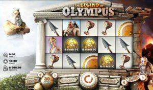 The Legend of Olympus Rabcat