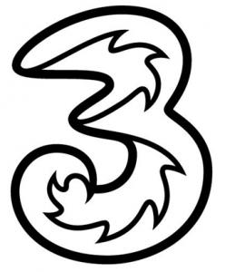 Three logo