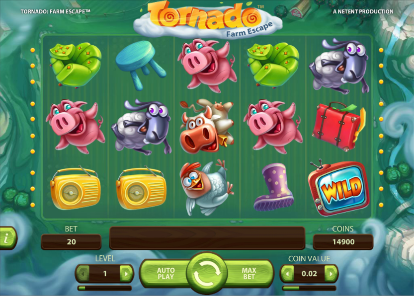 Tornado Farm Escape Screenshot