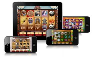 types of mobile slot