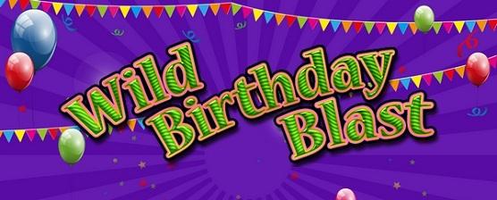 Wild Birthday Blast from Microgaming
