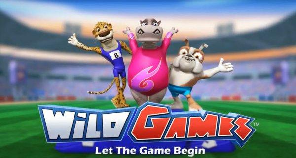 Wild Games Slot Playtech