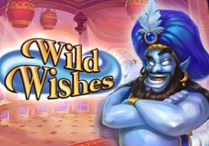 Wild Wishes Slot Logo